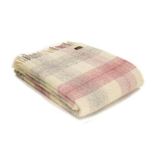 Tweedmill Blanket Meadow Check