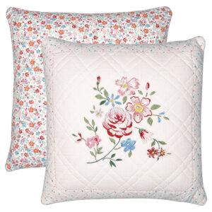 Greengate Belle Square Floral Cushion