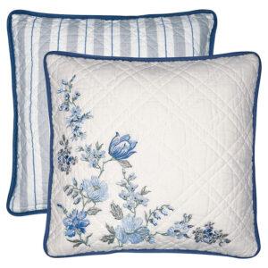 Greengate Donna Blue Cushion